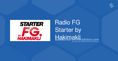 radio fg starter by hakimakli playlist. Black Bedroom Furniture Sets. Home Design Ideas