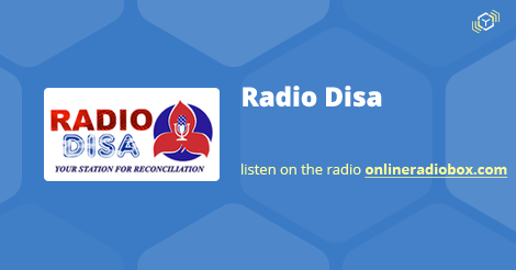 Radio Disa Live Streaming Cape Town South Africa