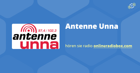 antenne unna live h ren webradio online radio box. Black Bedroom Furniture Sets. Home Design Ideas