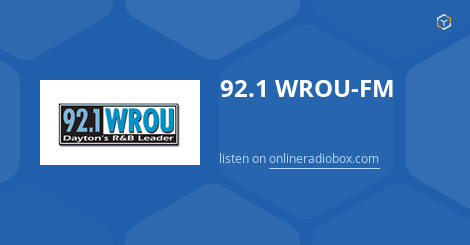 An introduction to wrou 921 fm a dayton urban contemporary radio station
