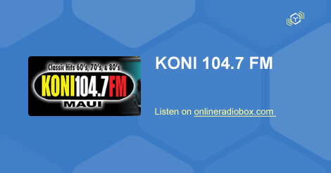 how to listen to 104.7 live