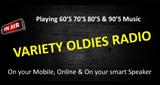 Variety Online Radio - Oldies Station