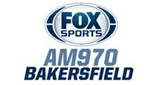 Fox Sports 970 AM Bakersfield