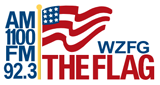 The Flag 1100 AM - WZFG
