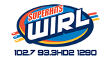 Super Hits WIRL 102.7