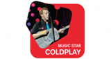Radio 105 Music Star Coldplay