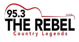 95.3 and 97.7 The Rebel