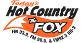 Country's Hot Mix 96 - The Fox