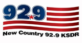 New Country 92.9 - KSDR-FM