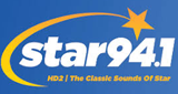 94.1 HD2 – The Classic Sound of Star