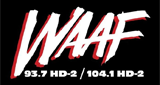 WAAF Boston's Rock Station