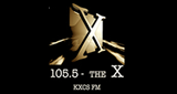 105.5 FM - The X