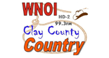 Clay County Country 99.3