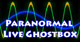 Paranormal Live Ghostbox FM
