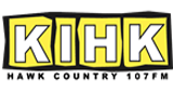 Hawk Country 107 FM - KIHK