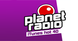 Planet Radio iTunes hot 40