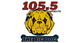 105.5 The Big Dog
