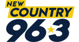 New Country 96.3 FM - KSCS