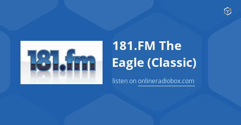 181.Fm The Eagle