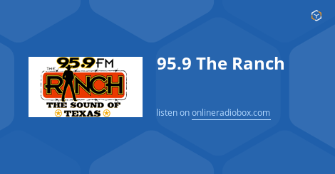 95 9 The Ranch playlist