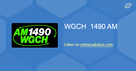 Wgch 1490 Am Listen Live Greenwich United States Online Radio Box