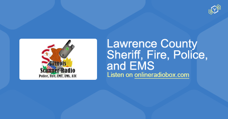 Lawrence County Sheriff, Fire, Police, and EMS Listen Live