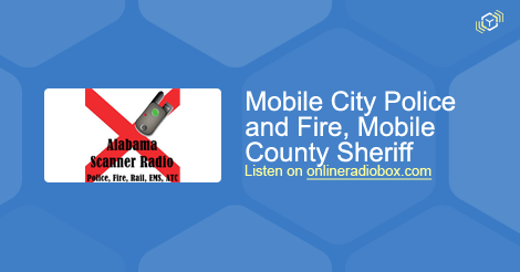 Mobile City Police and Fire, Mobile County Sheriff Fire/EMS