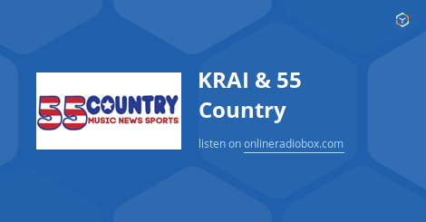 Krai 55 Country Listen Live Craig United States Online Radio Box