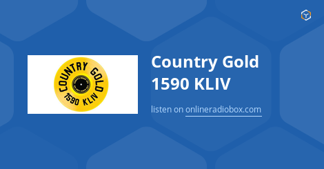 Country Gold 1590 KLIV