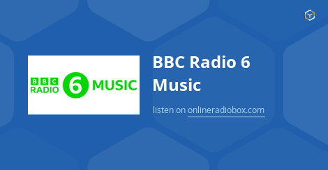 bbc radio 6 schedule