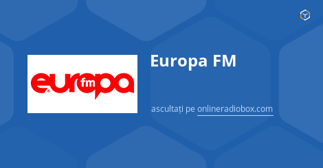 Europa FM playlist | Online Radio Box