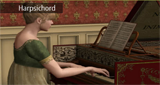 Radio Art - Harpsichord