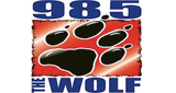98.5 The Wolf - KEWF