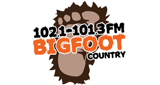 Bigfoot Country 102.1 & 101.3