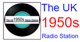 The UK 1950s Radio Station