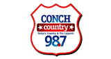 Conch Country 98.7 FM