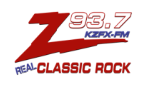 KZFX 93.7 FM The Super Rock