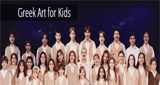 Radio Art - Greek Art for Kids