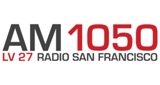 AM 1050 LV 27 Radio San Francisco