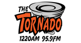 KDDR - The Tornado 1220 AM/95.9 FM