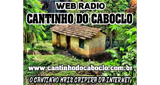 RADIO WEB CANTINHO DO CABOCLO