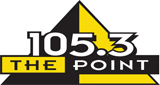 105.3 The Point - WPTQ