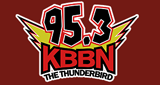 KBBN 95.3 FM The Thunderbird