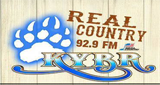 Real Country 92.9 FM - KYBR