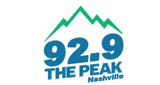 92.9 The Peak Nashville