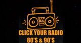 Click Your Radio 80's & 90's