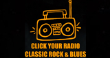 Click Your Radio Classic Rock & Blues