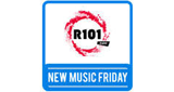 R101 NEW MUSIC FRIDAY