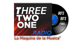 Three Two One Radio sv Online