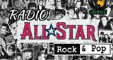 Radio All Star rock & pop on line